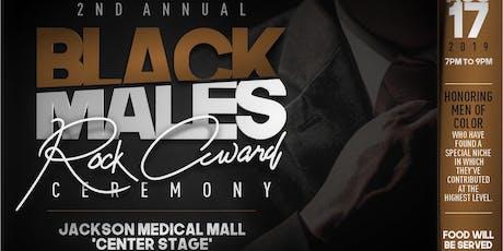 Black Males Rock Award Ceremony tickets