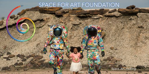 Exclusive Charity Event and Interactive Art Exhibition ft. Astronaut Nicole Stott