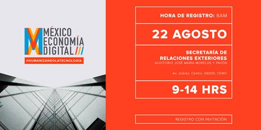 México Economía Digital 2019, Powered by Futurecasting (Abierto)