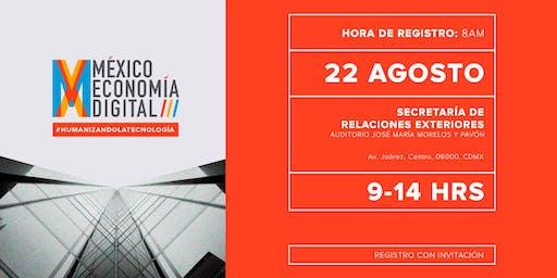 México Economía Digital 2019, Powered by Futurecasting (Abierto)