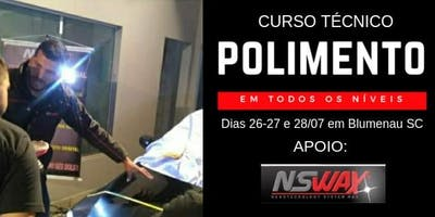 CURSO TÉCNICO POLIMENTO EM TODOS OS NÍVEIS