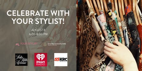 Celebrate with Your Stylist!  tickets
