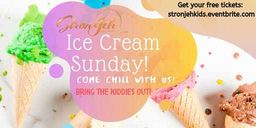 Ice Cream Sunday