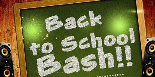 DTCC Back to School Bash