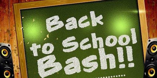 DTCC Back to School Bash