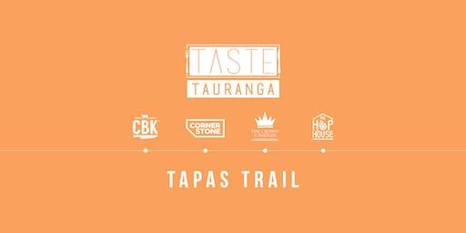 Taste Tauranga Tapas Trail - Sunday