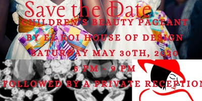 Children's Fashion Pageant by El Roi House Of Design