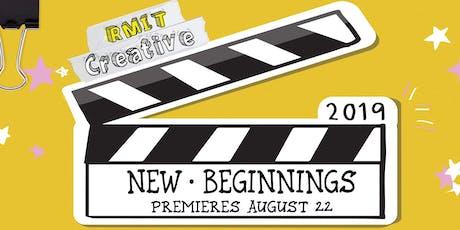RMIT Creative Showcase: New Beginnings  tickets