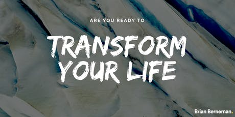 Transform your life tickets