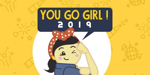 You Go Girl Weekend 2019