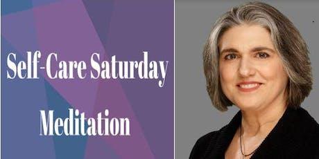 July 2019 Self-Care Saturday - Meditation  tickets