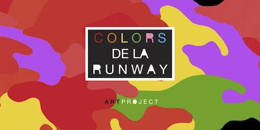 Clarence Ruth: Colors De La Runway Art Activity & Story-time