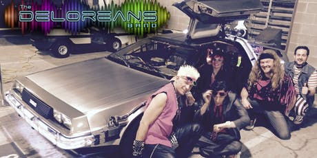 The Deloreans 80s Band Return to The Vanguard tickets
