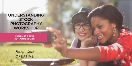 Understanding Stock Photography - Johannesburg workshop tickets
