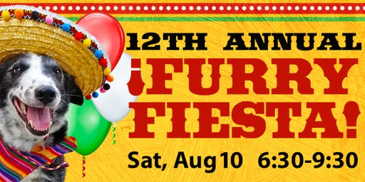 Furry Fiesta Fundraising Event | Live Music and Food