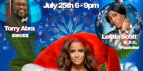 """CHRISTMAS IN JULY """"Making Miracles Happen"""" Vendors Registry tickets"""