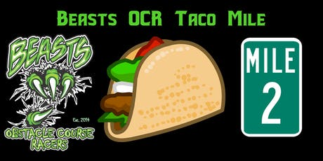 Beasts OCR Taco Mile 2 tickets