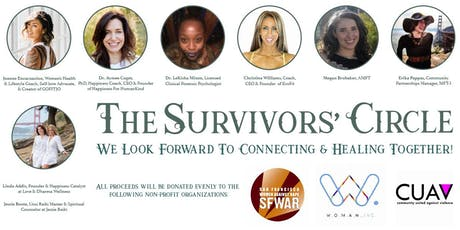 The Survivors' Circle:  Using Community & Connection to Heal from Trauma tickets