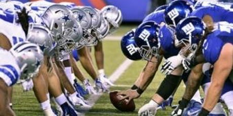 September 8, 2019, New York Giants at Dallas Cowboys tickets