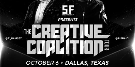 Creative Coalition Dallas tickets