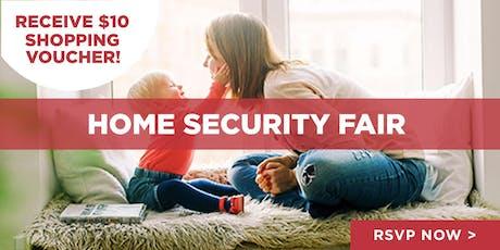 Homefix Home Security Fair tickets
