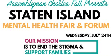 Staten Island Mental Health Fair & Forum tickets