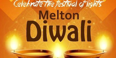 Melton Diwali 2019 tickets