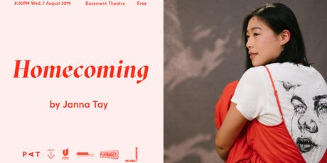 Fresh Off the Page - Homecoming by Janna Tay tickets