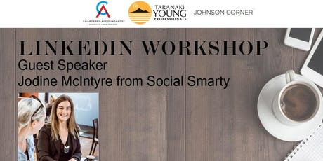 TYP & CAANZ LinkedIn Workshop tickets