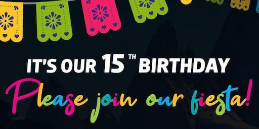 Chimu 15th Birthday Party
