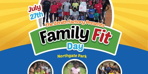 Family Fit Day 2019