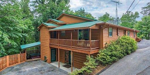 Cozy Mountian Lodge Retreat