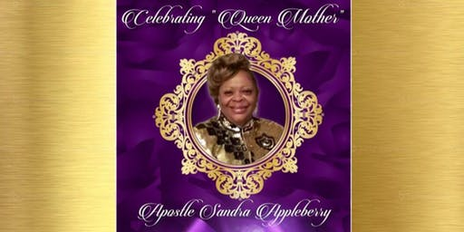 """Apostle Sandra Appleberry """"Dining with the Queen"""" Banquet"""