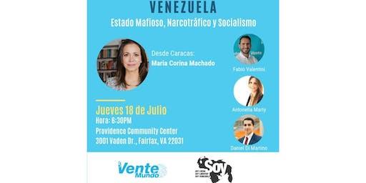 Estado Mafioso, Narcotráfico y Socialismo en Venezuela