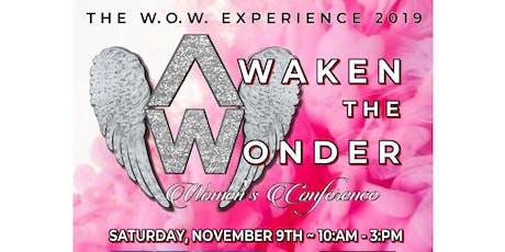 The W.O.W. Experience 2019 - Awaken the Wonder tickets