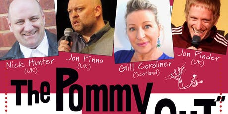 The Pommy 'Pull Out' Comedy Show  tickets