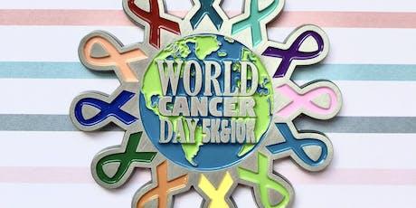 Now Only $15! World Cancer Day 5K & 10K -Denver tickets