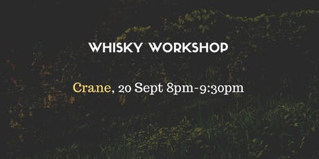 A Game of Drams - Whisky Tasting Workshop tickets