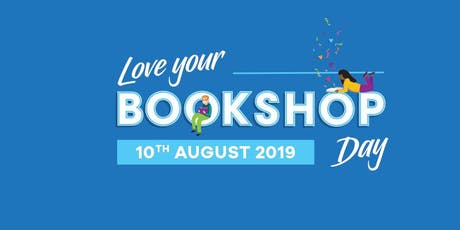 Love Your Bookshop Day 2019 tickets