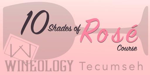 10 Shades of Rosé - Tecumseh