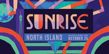 Sunrise North Island tickets