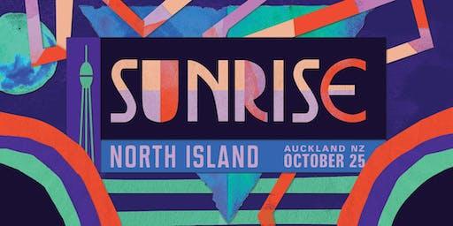 Sunrise North Island