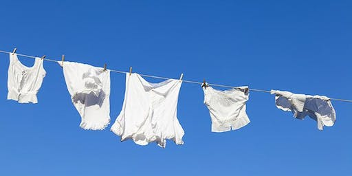 Before the Ecstasy, the Laundry
