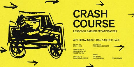 Crash Course (Lessons Learned From Disaster) tickets