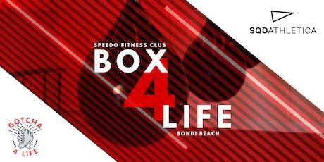 Box4Life - Bondi Boxing Community tickets
