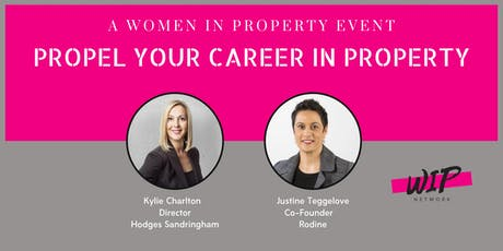 Women in Property - Propel Your Career in Property tickets