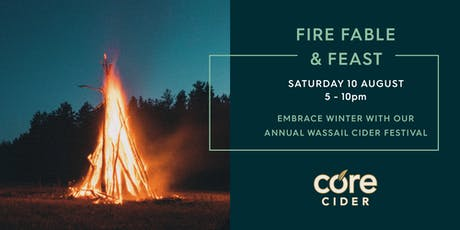 Fire Fable & Feast | Winter Festival tickets