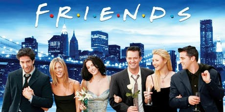 The Left Bank QUIZ NIGHT - FRIENDS (TV Show) - 24th July tickets