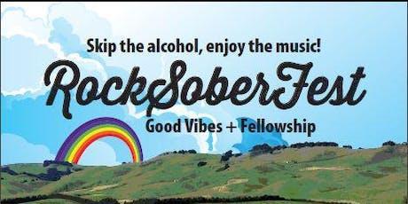 RockSoberFest: Great Music, Good Vibes & Fellowship tickets