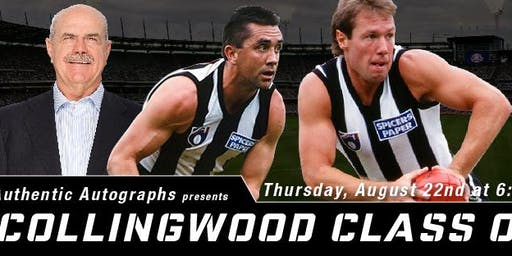 Collingwood Class of 1990 LIVE at The Carlton Brewhouse!